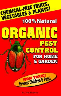 Image for Organic Pest Control for Home & Garden