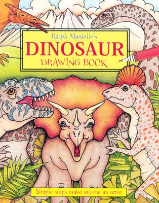 "Ralph Masiello's Dinosaur Drawing Book, ""Masiello, Ralph"""