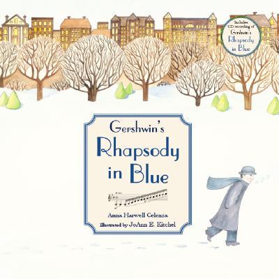 Image for Gershwin's Rhapsody in Blue (includes CD)