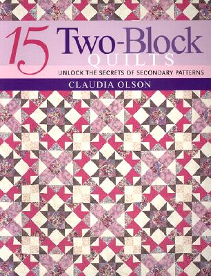 Image for 15 Two-Block Quilts