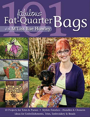 Image for 101 FABULOUS FAT-QUARTER BAGS WITH M'LIS