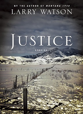 Justice: Stories, Watson, Larry