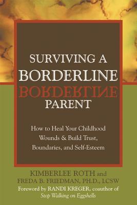 Image for SURVIVING A BORDERLINE PARENT