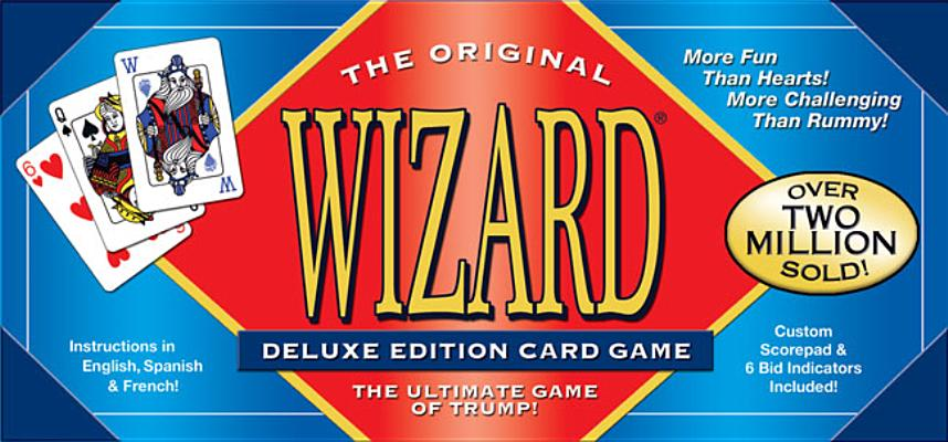 Wizard Card Game Deluxe, U S Games Systems