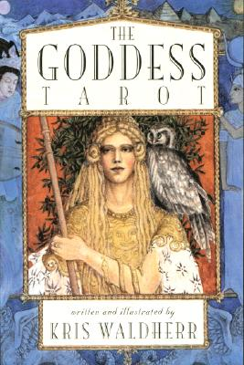 Image for US Games The Goddess Tarot Deck/Book Set