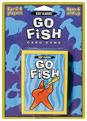 Image for GO FISH Kids' Classic Card Game