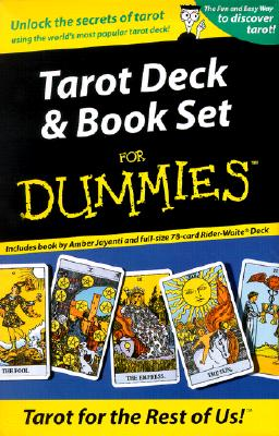 Tarot Deck and Book Set For Dummies, Amber Jayanti