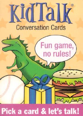 Kid Talk: Conversation Cards for the Entire Family (Tabletalk Conversation Cards), U S. Games Systems Inc.