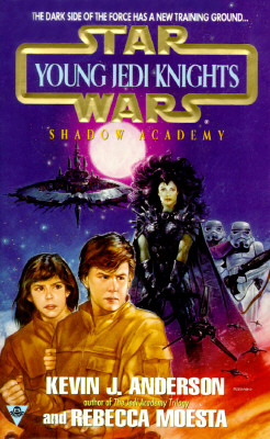 Image for The Shadow Academy (Star Wars: Young Jedi Knights, Book 2)