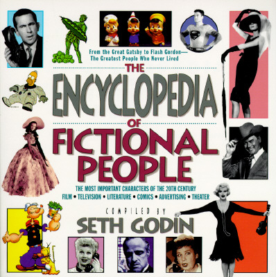 Image for Encyclopedia of fictional people: the most imp, th