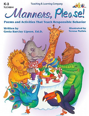 Image for Manners, Please! : Poems and Activities That Teach Responsible Behavior