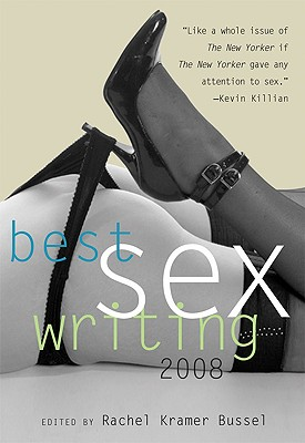 Image for BEST SEX WRITING 2008