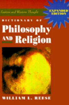 Image for Dictionary of Philosophy and Religion