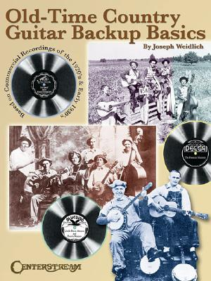 Image for Old Time Country Guitar Backup Basics