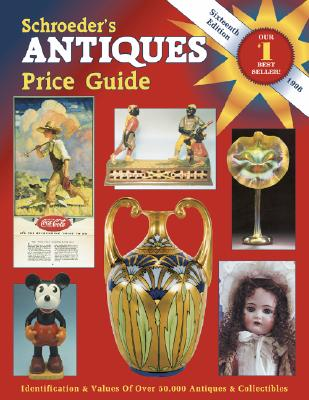 Image for Schroeder's Antiques Price Guide