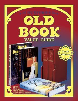 Image for HUXFORD'S OLD BOOK VALUE GUIDE