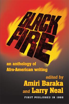 Image for Black Fire: An Anthology of Afro-American Writing