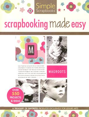 Image for Scrapbooking Made Easy  (Leisure Arts 15946) (Simple Scrapbooks)