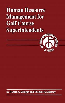 Image for HUMAN RESOURSE MANAGEMENT FOR GOLF COURSE SUPERINTENDENTS