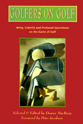 Image for GOLFERS ON GOLF : WITTY  COLORFUL AND PR