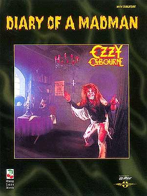 Image for Ozzy Osbourne - Diary of a Madman (Guitar Personality)