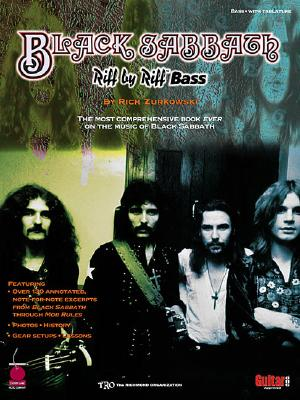 Image for Black Sabbath - Riff by Riff Bass