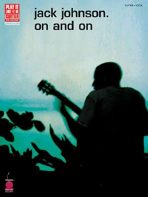 Image for JACK JOHNSON ON AND ON (Play It Like It Is, Vocal, Guitar)