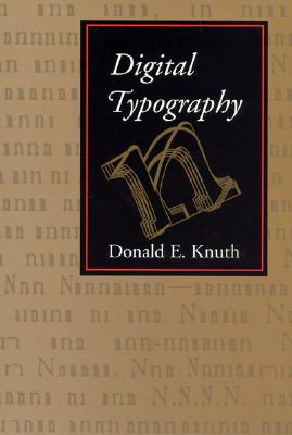 Image for Digital Typography (Lecture Notes)