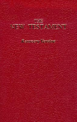 Image for Recovery New Testament-OE-Economy Size