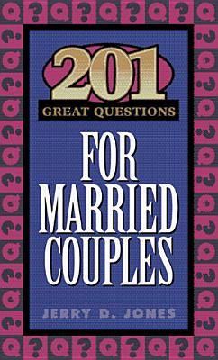 Image for 201 Great Questions for Married Couples (GREAT QUESTIONS)