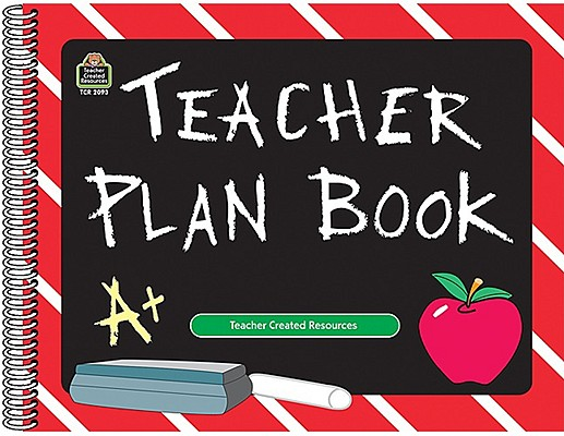Image for Teacher Plan Book