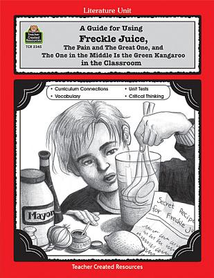 Image for A Guide for Using Freckle Juice in the Classroom