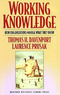 Image for Working Knowledge