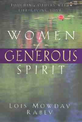 Image for Women of a Generous Spirit