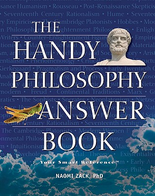 Image for The Handy Philosophy Answer Book (The Handy Answer Book Series)