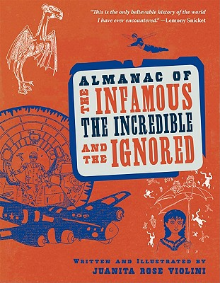 Image for Almanac of the Infamous, the Incredible, and the Ignored