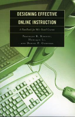 Image for Designing Effective Online Instruction: A Handbook for Web-Based Courses