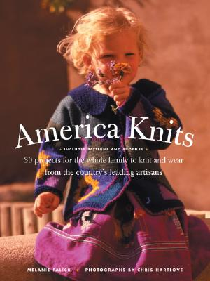 Image for AMERICA KNITS