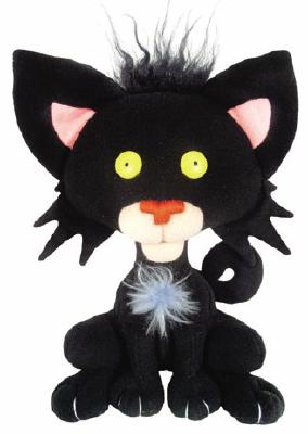 BAD KITTY 8-INCH DOLL, BRUEL, NICK