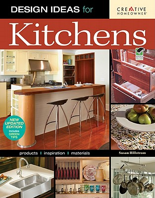 Design Ideas for Kitchens, Hillstrom, Susan