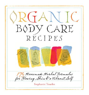 Image for Organic Body Care Recipes