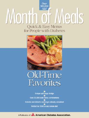 Image for Month of Meals: Old-Time Favorites