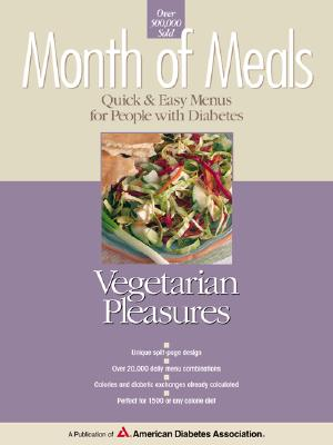 Image for Month of Meals: Vegetarian Pleasures (Month of Meals Menu Planning)