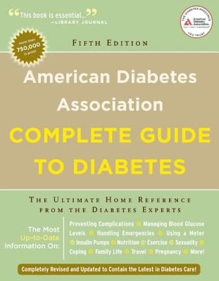 Image for American Diabetes Association Complete Guide To Di
