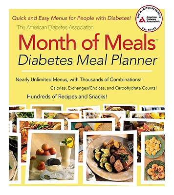 Image for The American Diabetes Association Month of Meals Diabetes Meal Planner