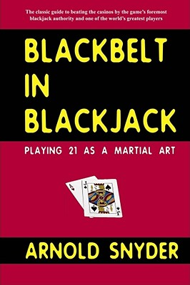 Image for Blackbelt In Blackjack : Playing 21 As A Martial A