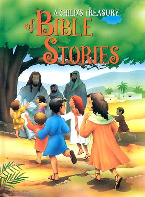 Childs Treasury of Bible Stories, ANDRE VAN STAMPLEY GOOL