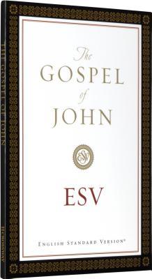 Image for The Gospel of John ESV.