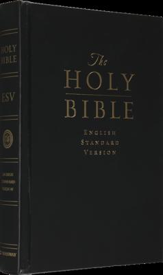 Holy Bible : English Stanard Version, Black, NOT AVAILABLE (NA)