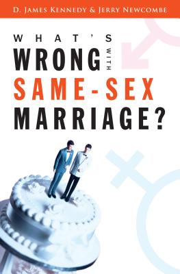 Image for What's Wrong with Same-Sex Marriage?
